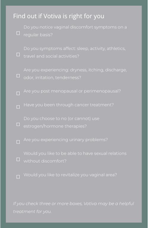 Broken Arrow Botox Vativa Checklist 2